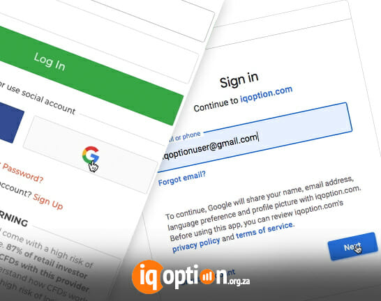 IQ Option login - Log into IQ Option Trading platform from the desktop browser, and through Google